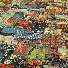 YFS New Colourful Patchwork Multi Design Pattern