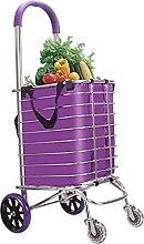 YGCBL Multifunctional Storage Trolley,Aluminum