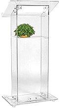 YGWE Plexiglass Acrylic PodiumAcrylic Podium