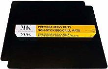 YHK 2 Pack Medium Non-Stick Oven Liners - Premium
