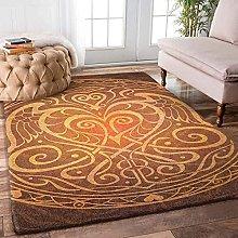 YHML Mandala Rug/Large / 5ft x 8ft (60 inch x 96