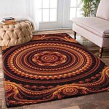 YHML Mandala Rug/Small / 3ft x 5ft ( 36 inch x 60