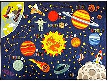YHML Outer Space Safari Road Map Educational