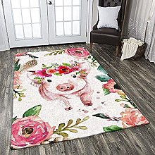YHML Pig Rug/Small / 3ft x 5ft ( 36 inch x 60 inch)