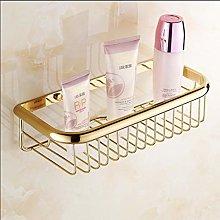YHSGY Bathroom shelf 30Cm Wall Mounted
