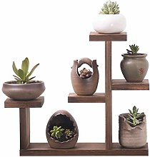 YHtech Garden Decoration Plant Stand with 3 Tiers