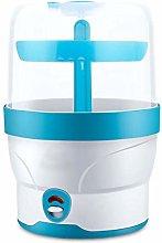 YHX Baby Bottle Sterilizer Milk Warmer with Drying