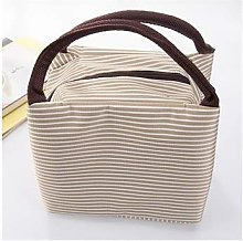 Yi Xuan Casual Ladies Portable Lunch Bag Canvas