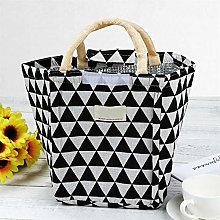 Yi Xuan Insulated Lunch Box Tote Bag Picnic