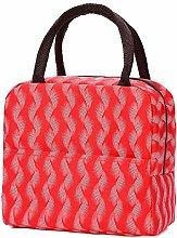 Yi Xuan Lunch Bag Portable Warm Food Picnic