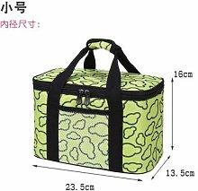 Yi Xuan Portable Bento Bag Insulation Bento Tote