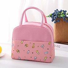 Yi Xuan Portable Bento Bag Office Insulation Bento