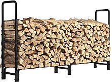 YI0877CHANG Firewood Rack Firewood Storage Rack