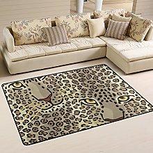 Yibaihe Lightweight Printed Area Rug Carpet