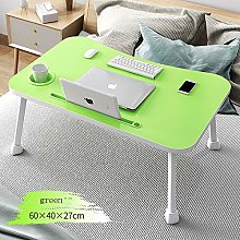 YICHEN Laptop Bed Table Breakfast Tray, Foldable