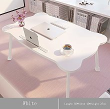 YICHEN Large Foldable Bed Tray Lap Desk, with