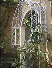 YICOL Garden Arch Iron Window Door Trim