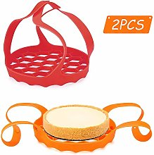 yidenguk 2 Pack Pressure Cooker Sling, Silicone