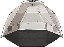 YIE 1-2 Man Pop-Up Beach Tent Sun Shade Shelter UV