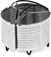 YiGanQiang 3-in-1 sieve insert for cooking,