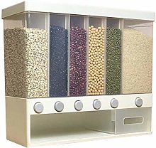 YiGanQiang Cereal dispenser, wall mounted, for Dry
