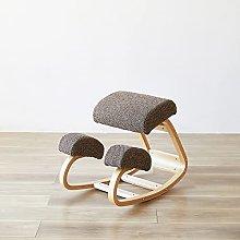 YIGY Wood Kneeling Chair,Ergonomic Office Desk