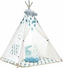 YIJIAHUI Kids Play Tent Kids Teepee Play Tent