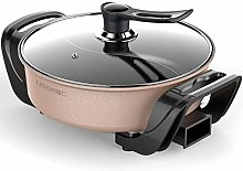YIKUI Round Multi Cooker, 5L two-flavor Electric
