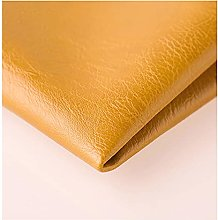 Yimihua Faux Leather Fabric Vintage Texture