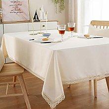Yinaa Anti Fading Table Cover Antibacterial & Anti