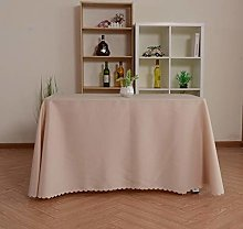 Yinaa Modern Table Cloths Table Covers Breathable