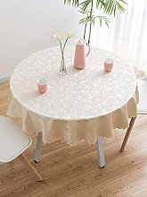 Yinaa Orient Design Rectangular Wipeable Table