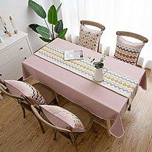 Yinaa Table Cloth for Kitchen Rectangular