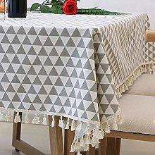 Yinaa Tablecloths Rectangle Table Cloths Table