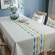 Yinaa Tablecloths Rectangle Table Cloths Table