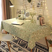 Yinaa Wipe Clean Tablecloth for Party Anti Scald