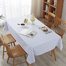 Yinaa Wipe Clean Tablecloth for Party Anti