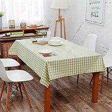 Yinaa Wipe Clean Tablecloth for Party Hygroscopic