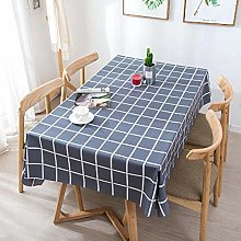 Yinaa Wipe Clean Tablecloth for Party Scratch