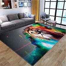 yinge Carpet bedroom living room Bedside animal