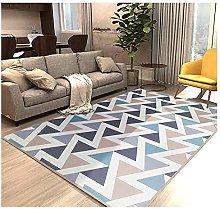 Yingm Indoor Living Room Carpet Nordic Light