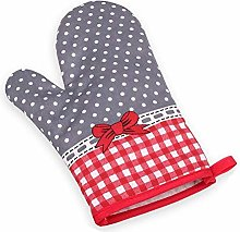 YINGNBH Oven gloves 1pcs Thick Cotton Insulation