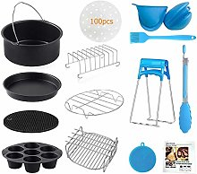 Yingrace 8 inch Air Fryer Accessories 13 pcs for