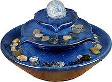 YINGTAO22-SHOP Tabletop Fountain Indoor Relaxation