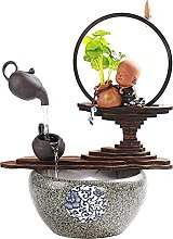 YINGTAO22-SHOP Tabletop Fountain Tabletop Fountain