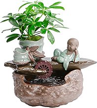 YINGTAO22-SHOP Tabletop Fountain Tabletop Water