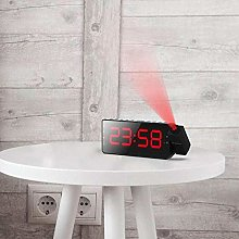 YINGXINXWM Radio Controlled Projection Clock