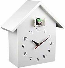 Yinitoo Cuckoo Quartz Wall Clock Modern Bird