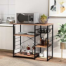 YINKUU Industrial Microwave Oven Stand Kitchen