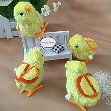 YINLANG Easter Chicks,Funny Wind-up Hopping